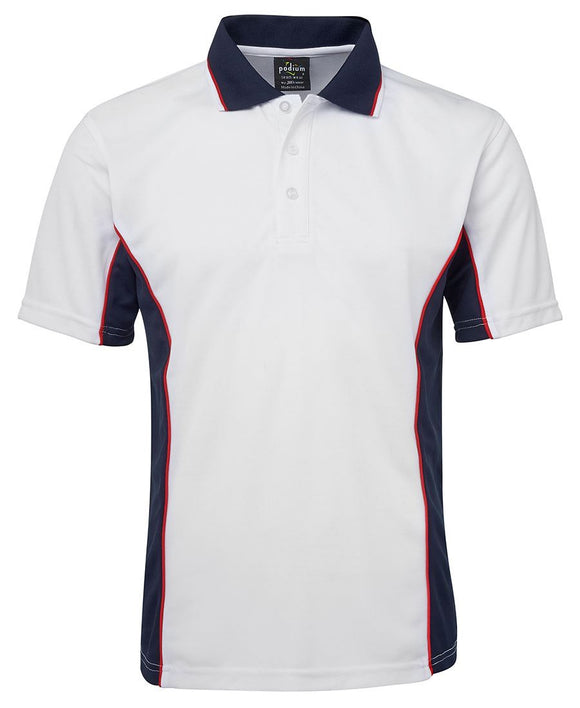 Contrast Polo | Mens