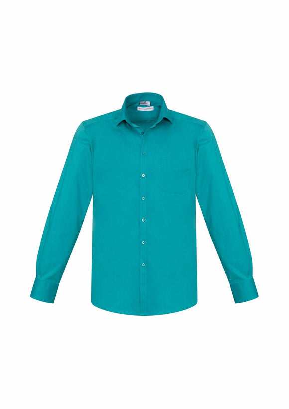 Monaco Long Sleeve Shirt | Mens
