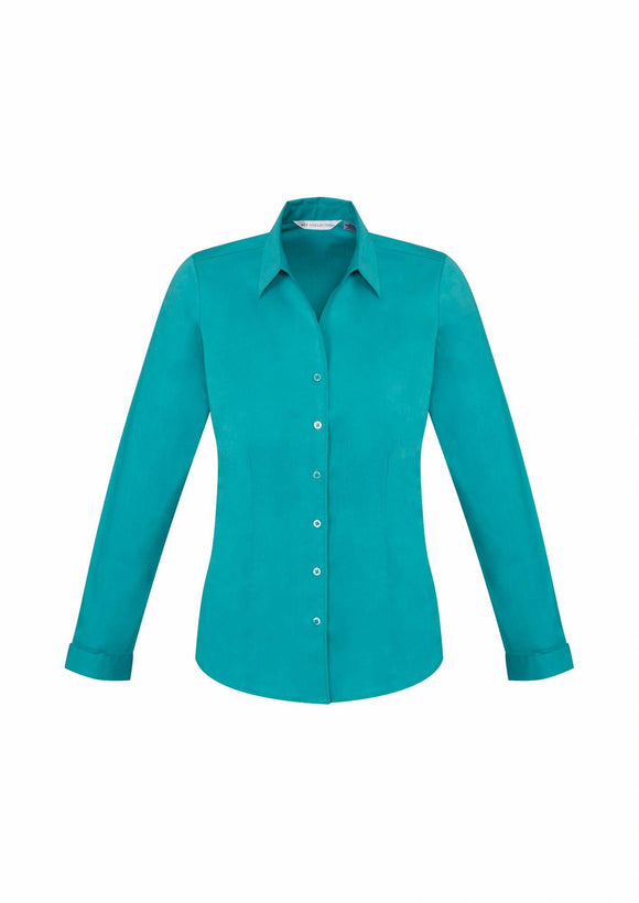 Monaco Long Sleeve Shirt | Womens
