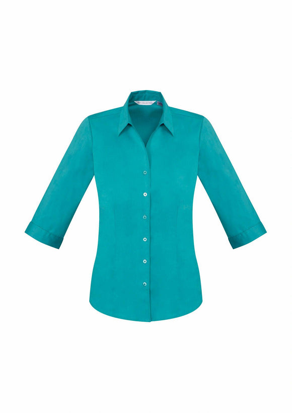 Monaco 3-4 Sleeve Shirt | Womens