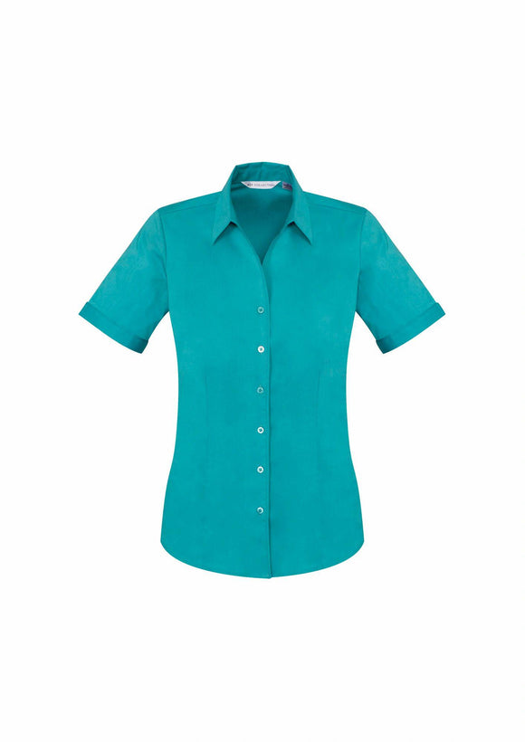 Monaco Short Sleeve Shirt | Womens