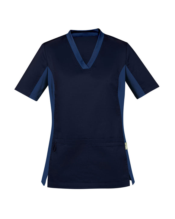 Riley V-Neck Scrub Top | Womens