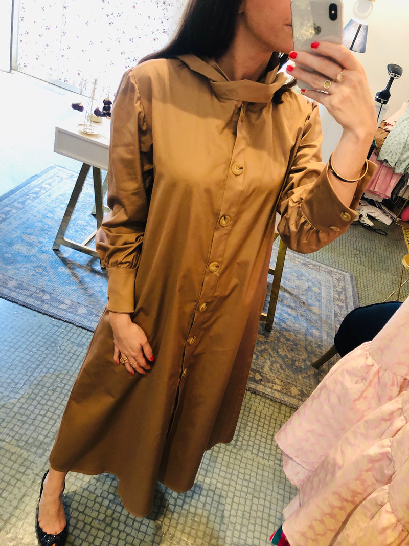 Dress Safari Camel
