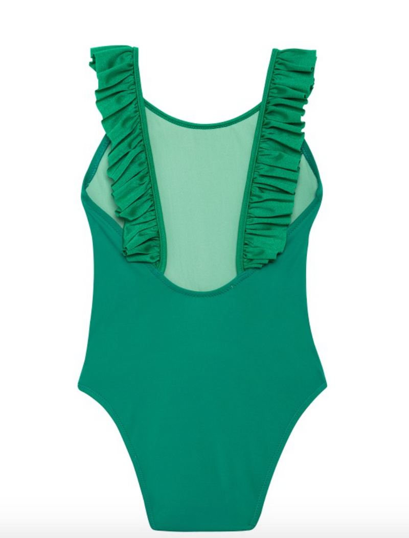 Swimsuit One Piece Bora Bora Green
