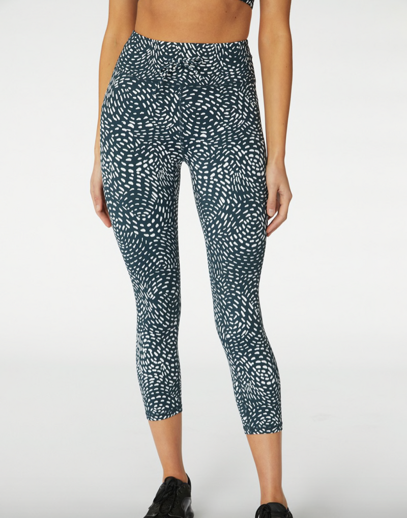 Legging Swirling Sea