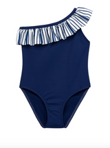 Swimsuit One Piece Riviera Navy