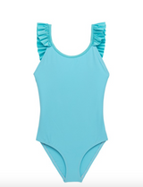 Swimsuit One Piece Bora Bora Blue