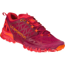 Laden Sie das Bild in den Galerie-Viewer, Bushido II Women Schuhe red La Sportiva bei Sport Raith