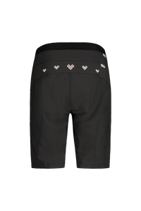 LiviaM. Shorts black back Maloja bei Sport Raith