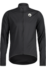 Laden Sie das Bild in den Galerie-Viewer, MaxM. Jacket black Maloja front Sport Raith