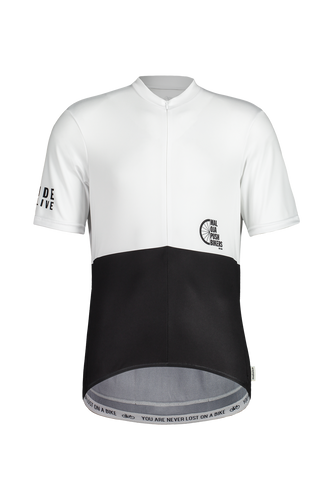 PushbikersM. Basic 1/2 black and white front Maloja bei Sport Raith