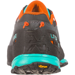 Tx4 Women Schuh grey blue back La Sportiva bei Sport Raith