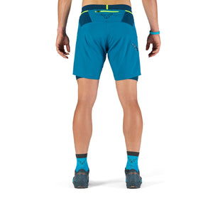 Alpine Pro 2in1 Shorts Men blue Dynafit bei Sport Raith
