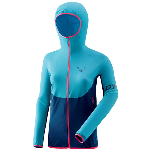 Hiking Transalper Dynastretch Jacket Women blue Dynafit bei Sport Raith