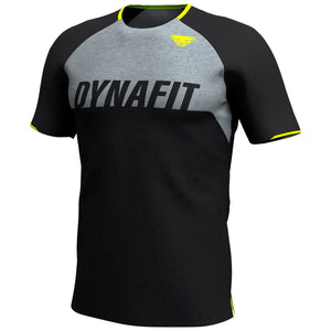 Ride T-Shirt for Men black front Dynafit bei Sport Raith