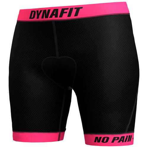 Biking Ride Under Shorts for Women black front Dynafit bei Sport Raith