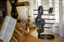 Load image into Gallery viewer, Treble Clef Headphone Stand
