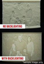 Load image into Gallery viewer, Custom 3D Printed Lithophane
