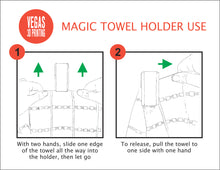 Load image into Gallery viewer, Magic Towel Holder