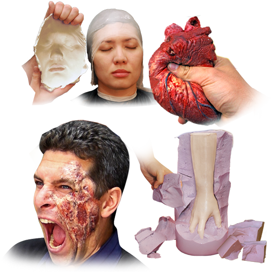Lifecasting & Special Effects