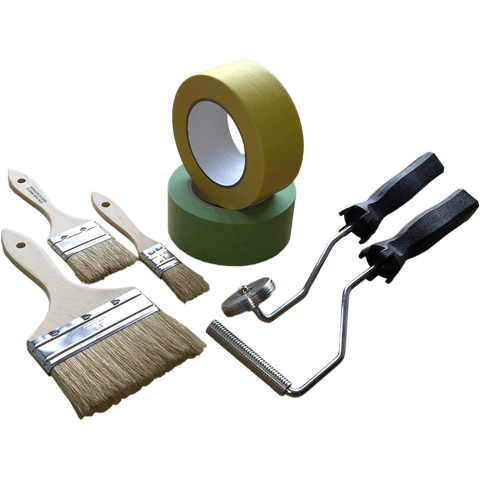 Tools, Brushes, Rollers, Mixing & Dispensing