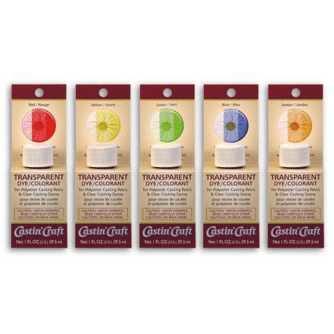 Castin'Craft Universal Transparent Dye