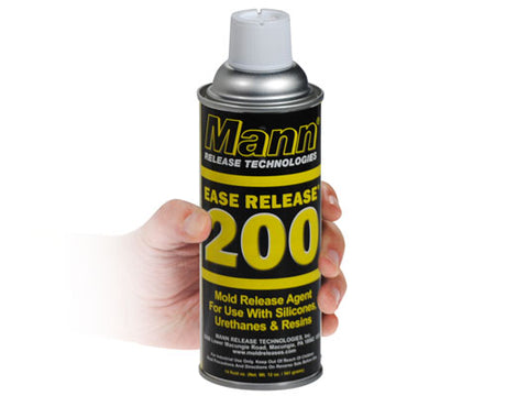 Ease Release Mann 200 for Silicones & Resins