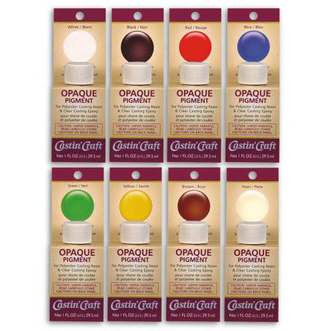 Castin'Craft Universal Opaque Pigments