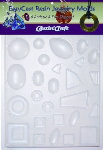 Castin'Craft Jewelry Casting Molds