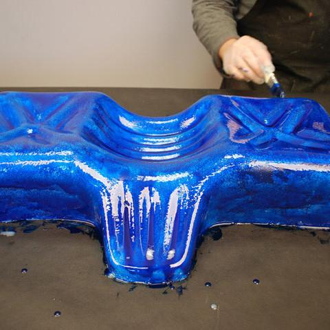 Epsilon EPS Foam Coating