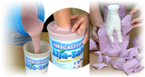 DIY Lifecasting Alja-Safe Alginate & Plaster Kit