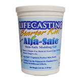 Alja-Safe Alginate & Plaster Lifecasting DIY Kit