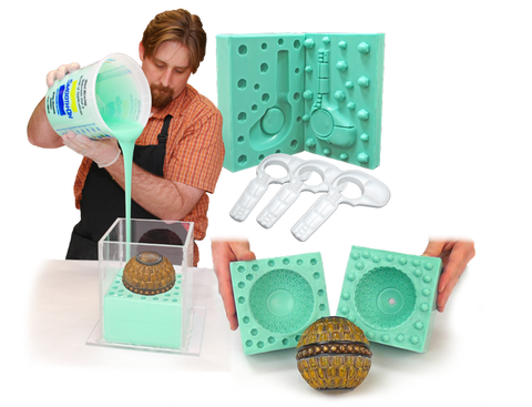 Mold Star Pourable Silicone
