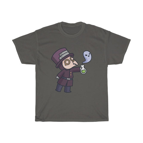 Plague Doctor Potion Unisex Heavy Cotton Tee S-5XL