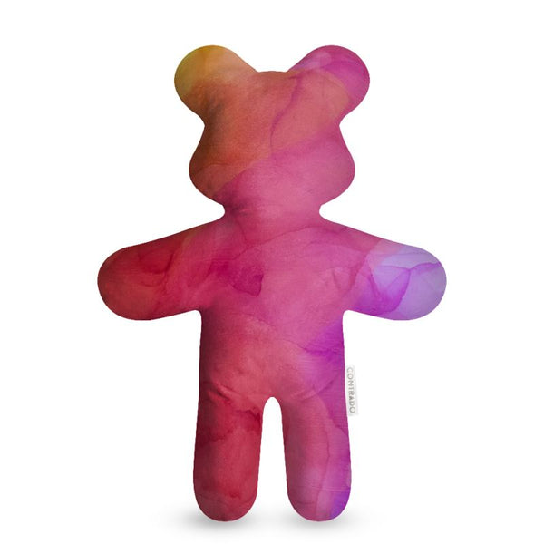 Yellow and Pink Teddy Bear