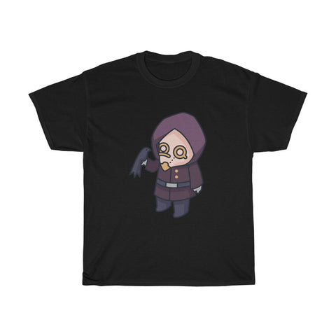 Plague Doctor Friend Unisex Heavy Cotton Tee S-5XL