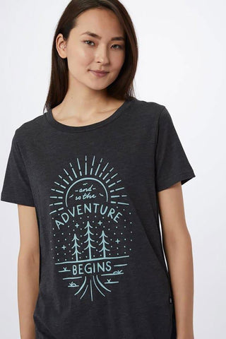 Tentree Adventure Begins Tee