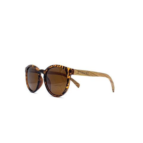 Stoked City WMS polarized (Brown Leopard)