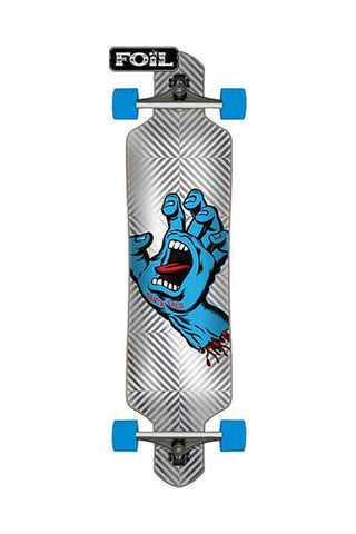 Santa Cruz Screaming Hand Foil - Complete