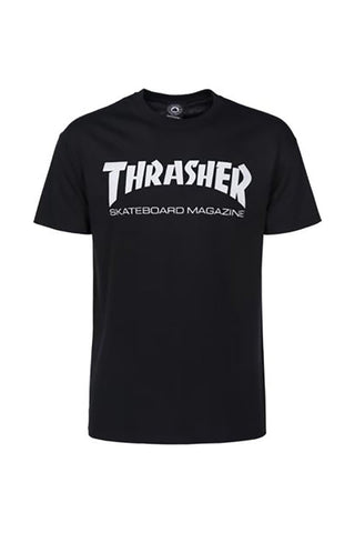 Thrasher T-Shirt Magazine Logo