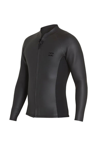 Billabong Revo Glide 2mm Front Zip L-S