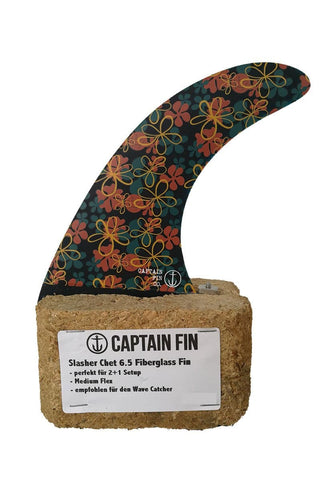 Captain Fin Slasher Chet 6.5""
