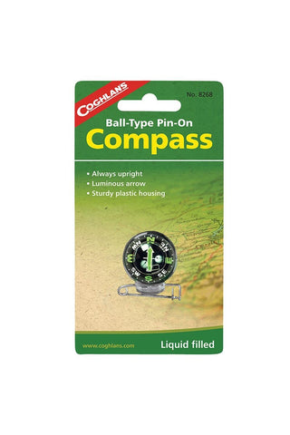 Coghlan´s Pin On Compass