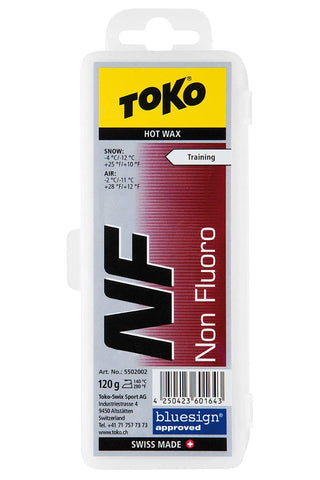 Toko NF Hot Wax red