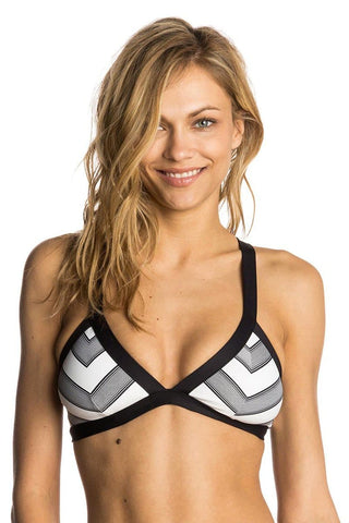 Rip Curl Mirage Line Up Tri Top