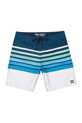 "Billabong All Day Originals Stripe 18"" Boardshorts"