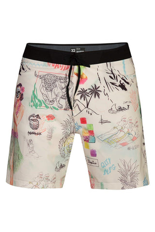 Hurley Phantom Hyperweave Doom Boardshort 18'