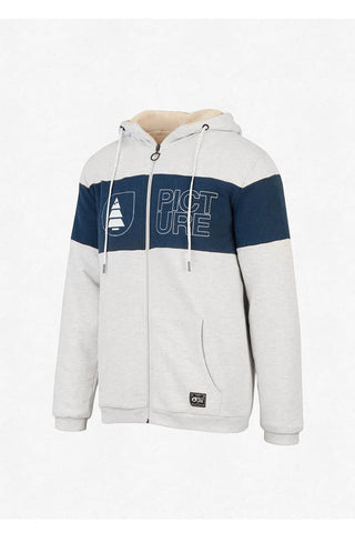 Picture Basement Plush Hoody Zip
