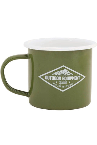 Picture Sherman Cup army green