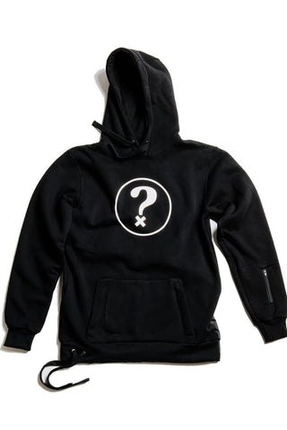 hä? Question Ride Hoodie